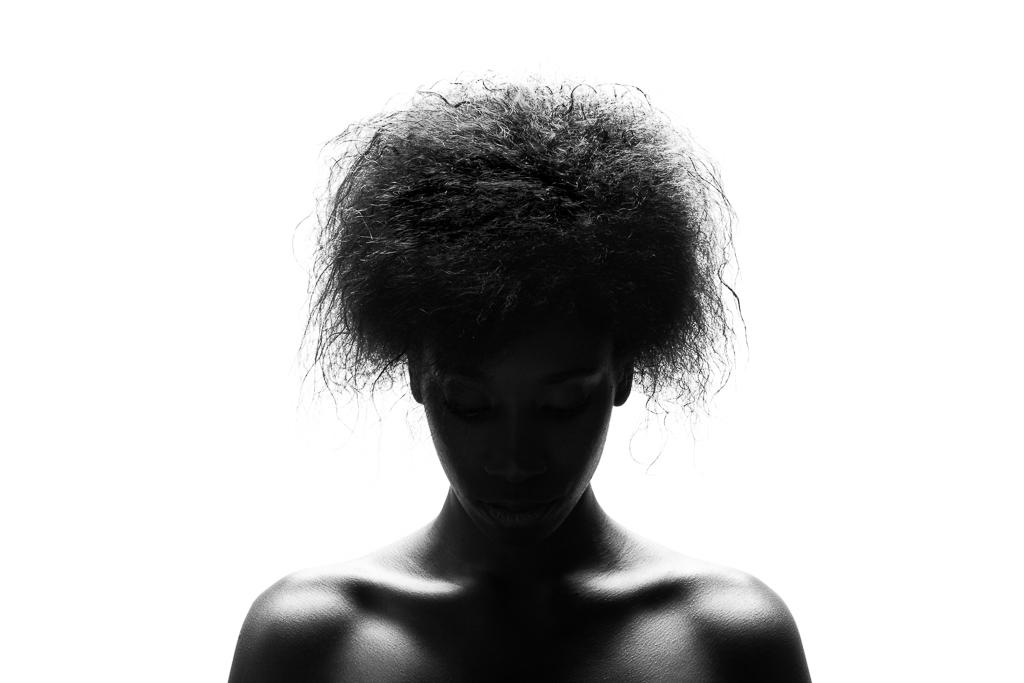 Studioportrait Backlight