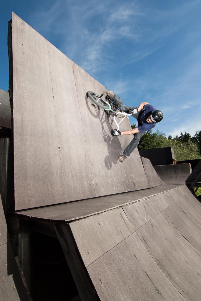 Niels Lange - BMX Photography Outdoor Augsburg II