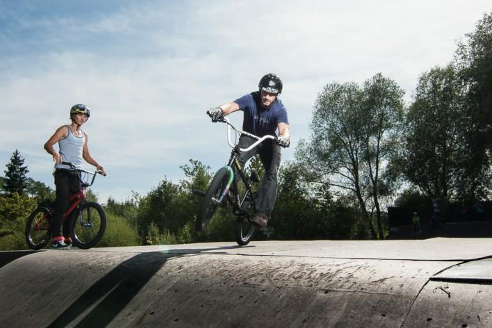 Niels Lange - BMX Photography Outdoor Augsburg III