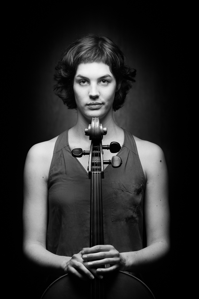 Hanna Kölbel - Cello Portrait I