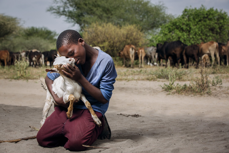 Tanzania_Maasai boy_II