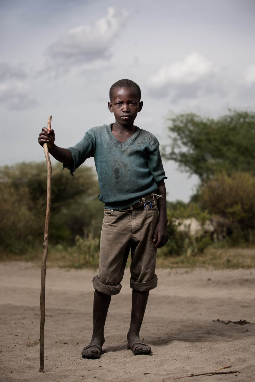 Tanzanie_Maasai boy_I